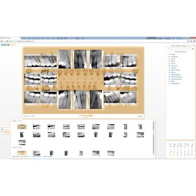 Curve Dental Web-Based Imaging Technology