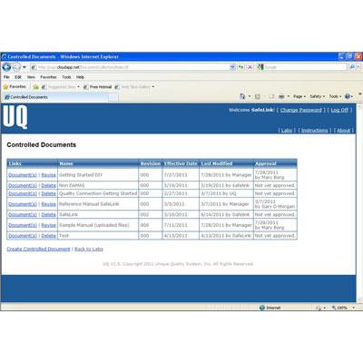 UQ System