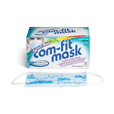 COM-FIT Groovy Face Mask