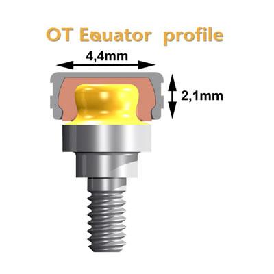 OT Equator Implant Abutment