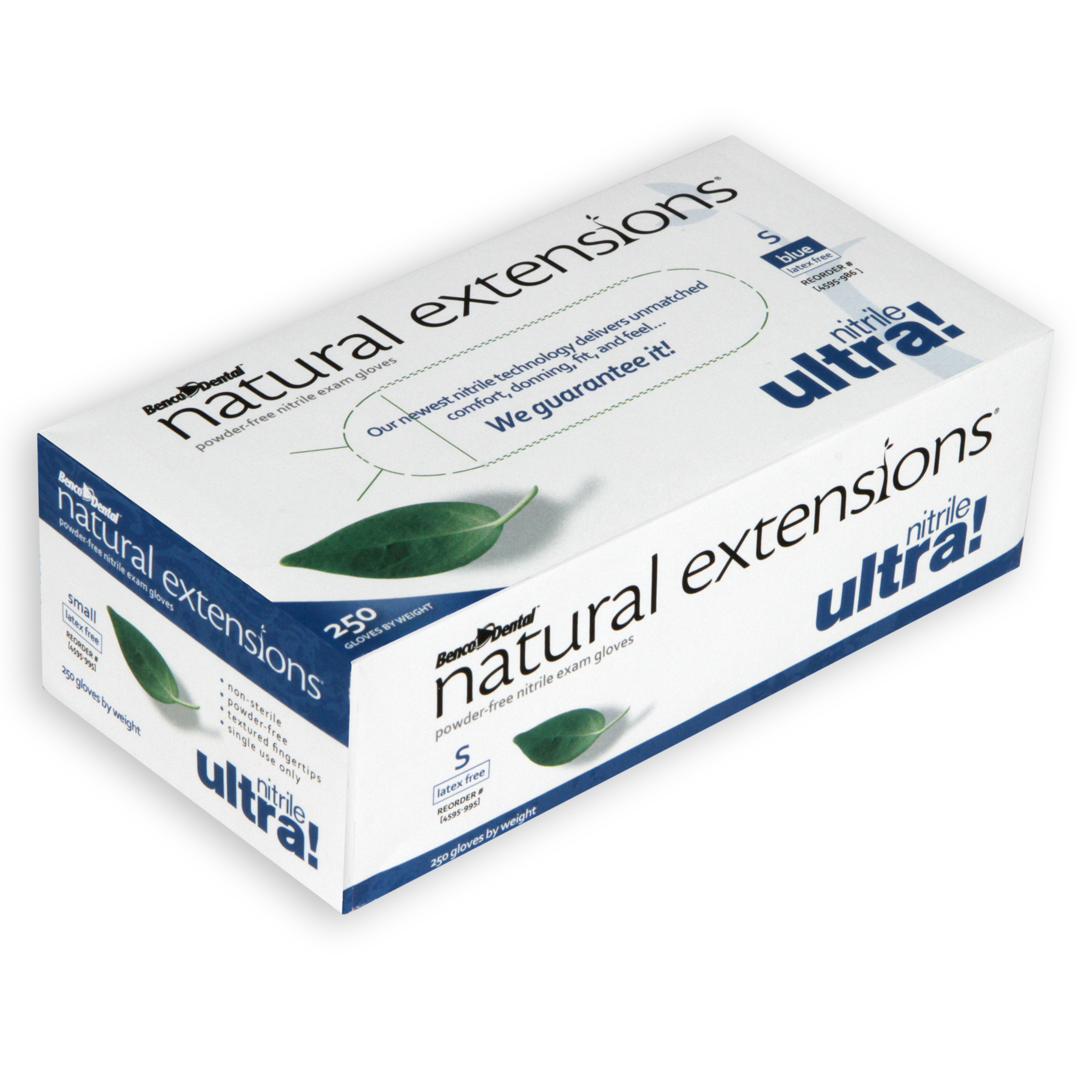 Natural extensions nitrile ultra!