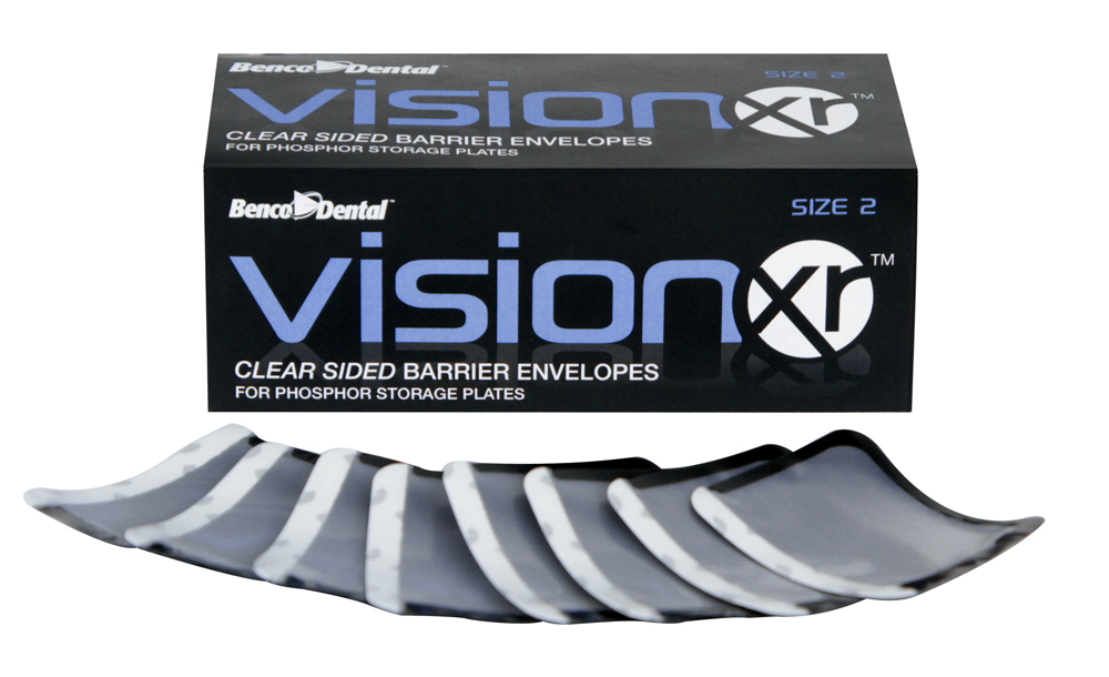 Vision xr Clear Sided PSP Envelopes
