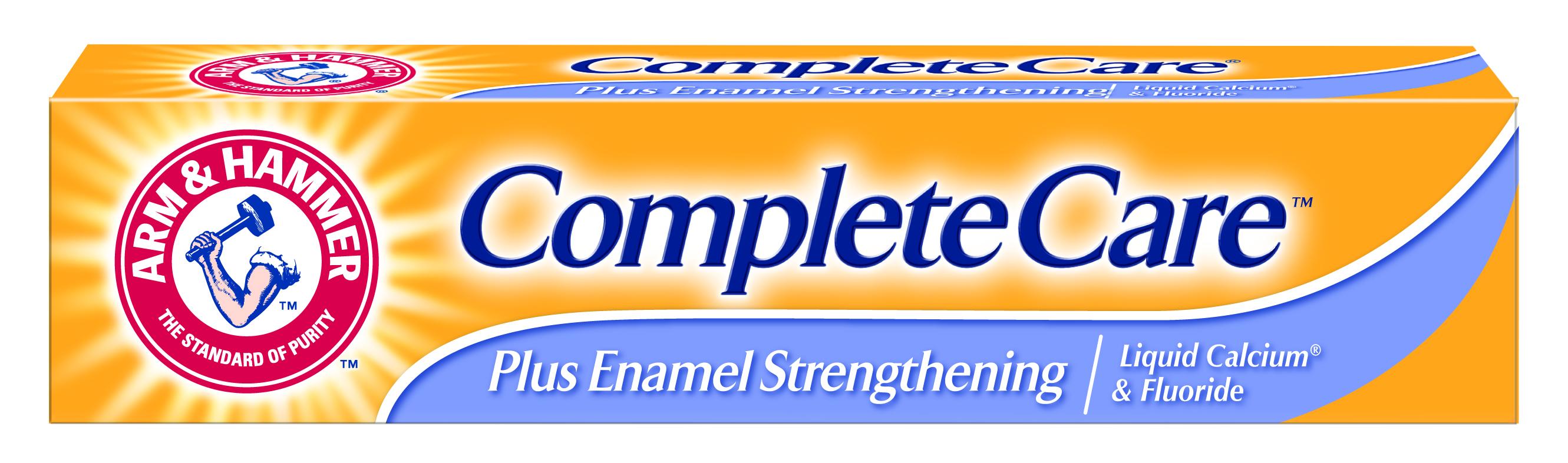 ARM & HAMMER Complete Care Enamel Strengthening
