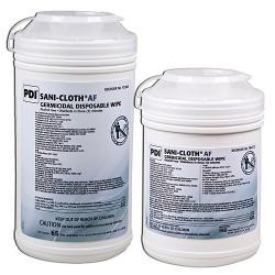 Sani-Cloth AF3 Germicidal Disposable Wipes