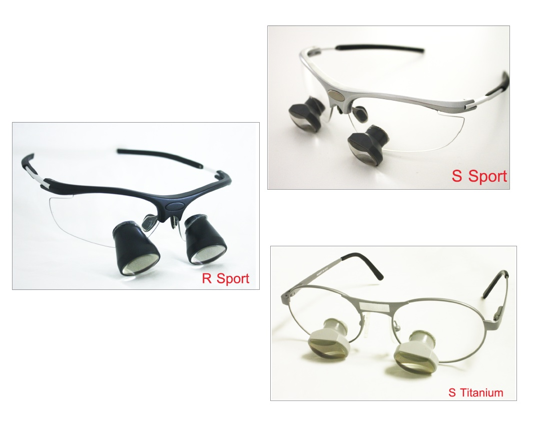 FEATHER SIGHT MAGNIFICATION LOUPES