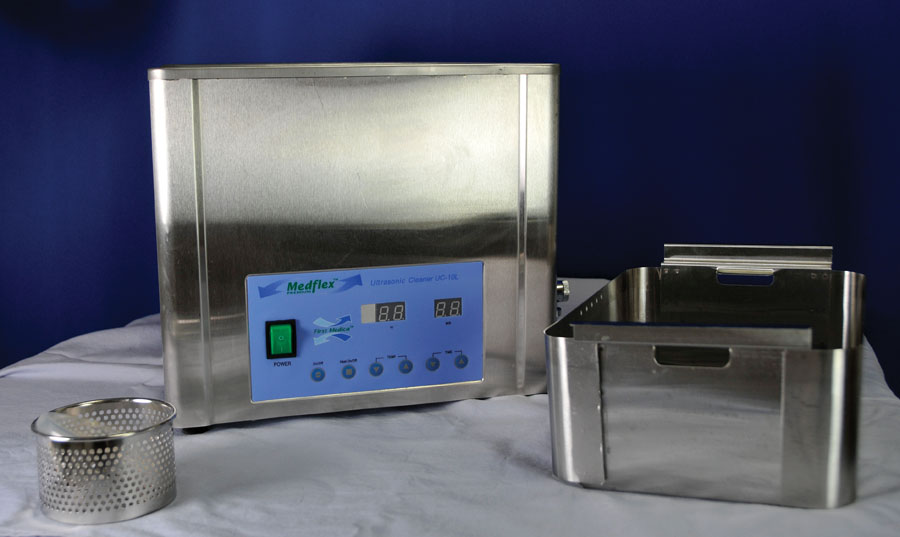 MedFlex Premium Ultrasonic Cleaners