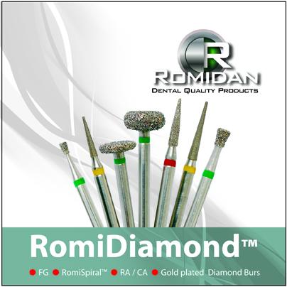 RomiDIAMOND