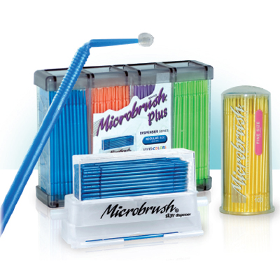 Applicators from Microbrush