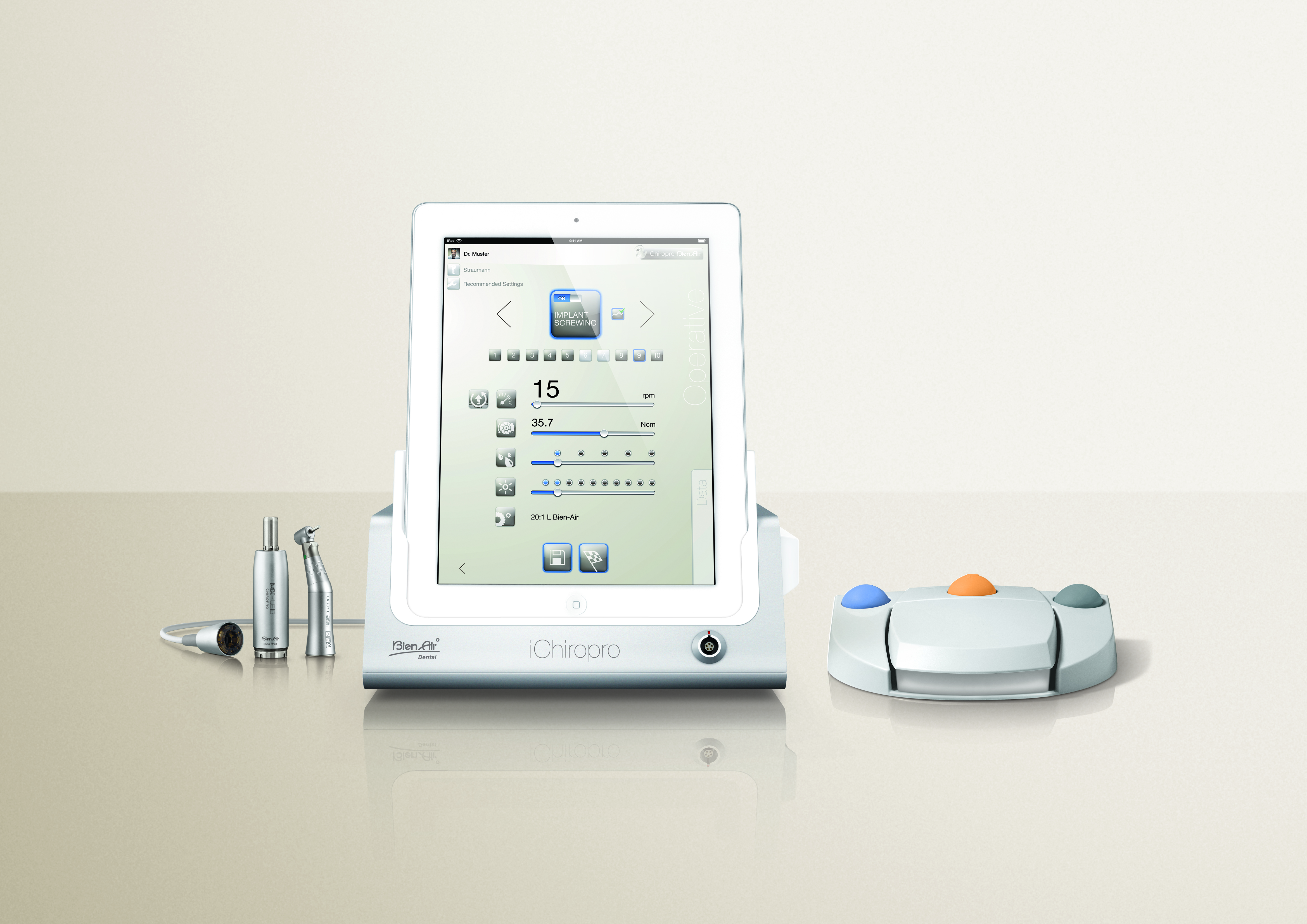 iChiropro Implantology System