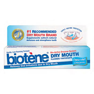 Biotene Dry Mouth Toothpaste