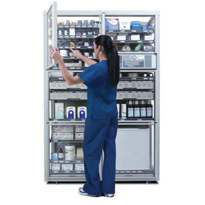 Cubex Inventory Management Cabinet