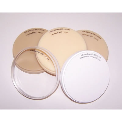 VITA Machinable Ceramic Discs