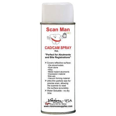 SCAN MAN CAD/CAM