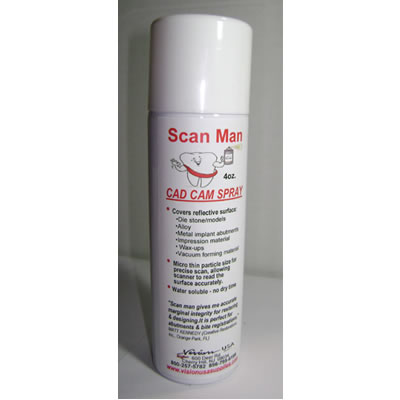 Scan Man CAD/CAM Spray