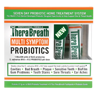 Multi Symptom Oral Care Probiotics