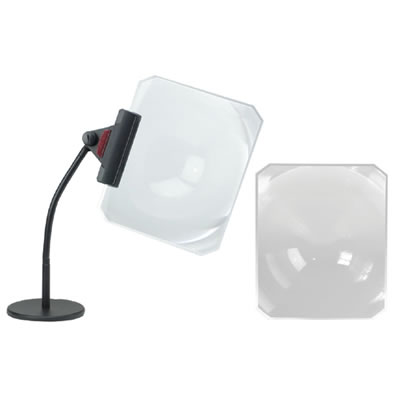 Task-Vision Frensel Lens and Stand