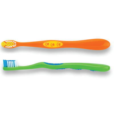 Imprintable SmileGoods Youth Toothbrush