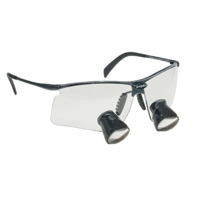 Q-OPTICS THROUGH-THE- LENS LOUPES