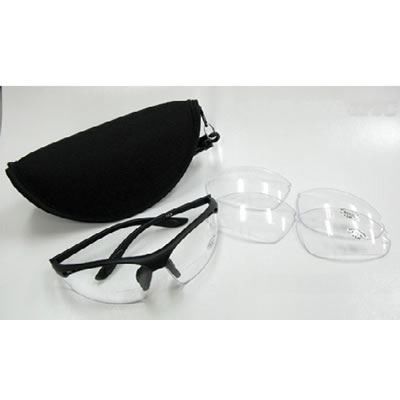 Task-Vision Sport Bifocal Safety Glasses