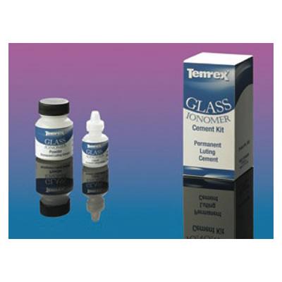 Temrex Glass Ionomer Cement