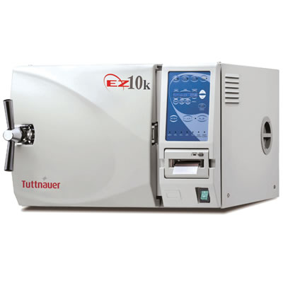Tuttnauer USA Fully Automatic Autoclaves