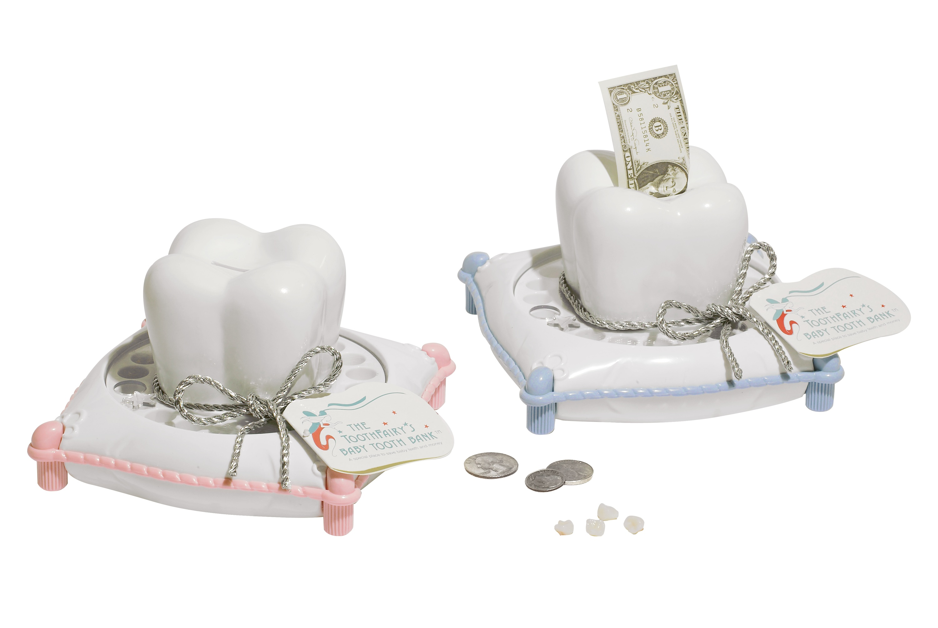TOOTHFAIRY*S BABY TOOTH BANK