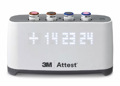 3M Attest Mini Auto-Reader 490M