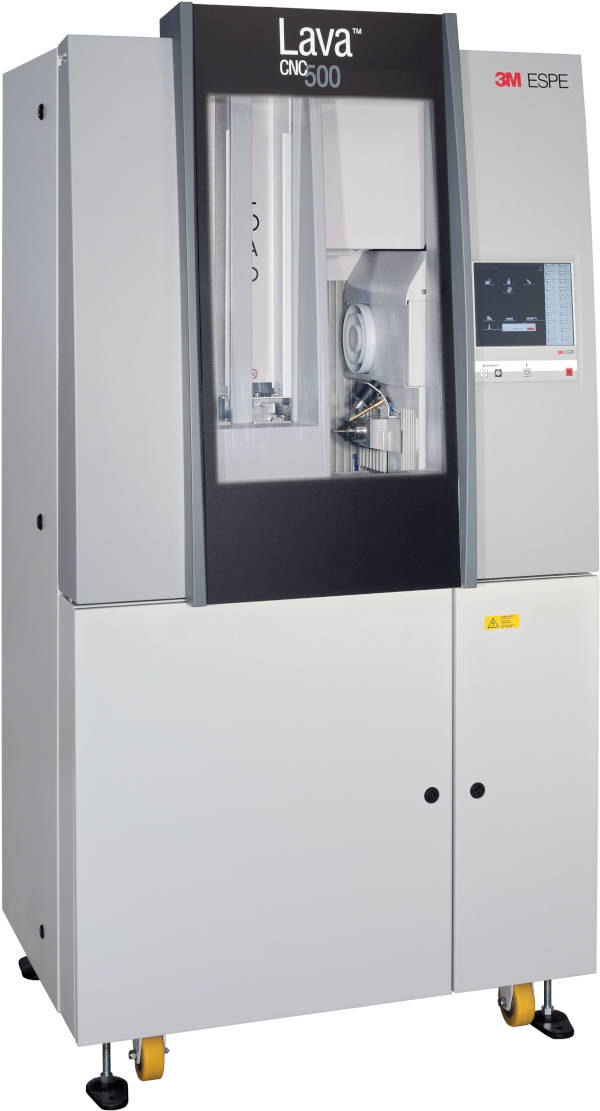 Lava CNC 500 Milling Machine