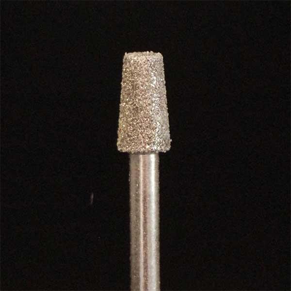 FG Diamond Taper - Flat End