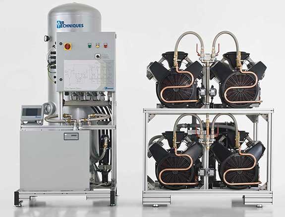Clinical AirStar Air Compressor System