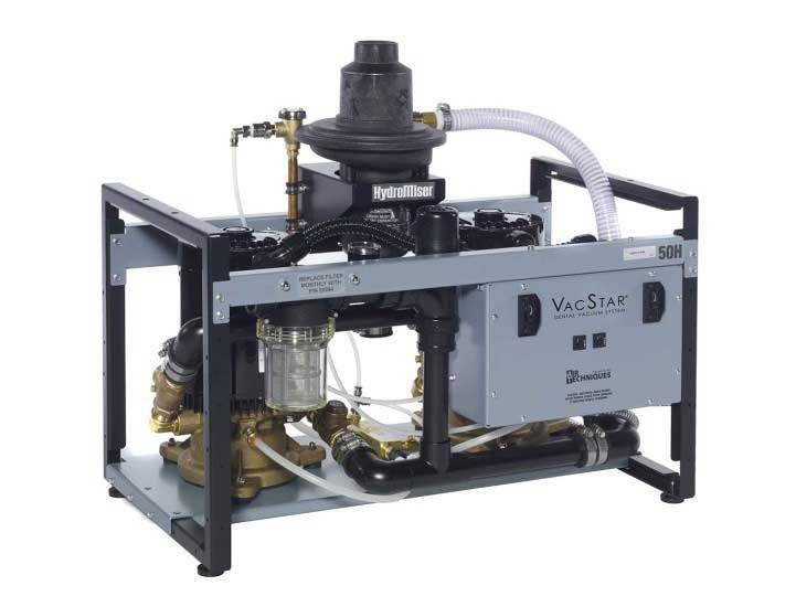 VacStar Wet Vacuum Systems