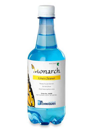 Monarch Lines Cleaner