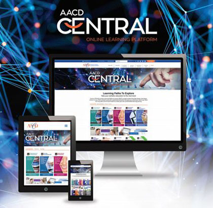 AACD CEntral Online Learning Platform