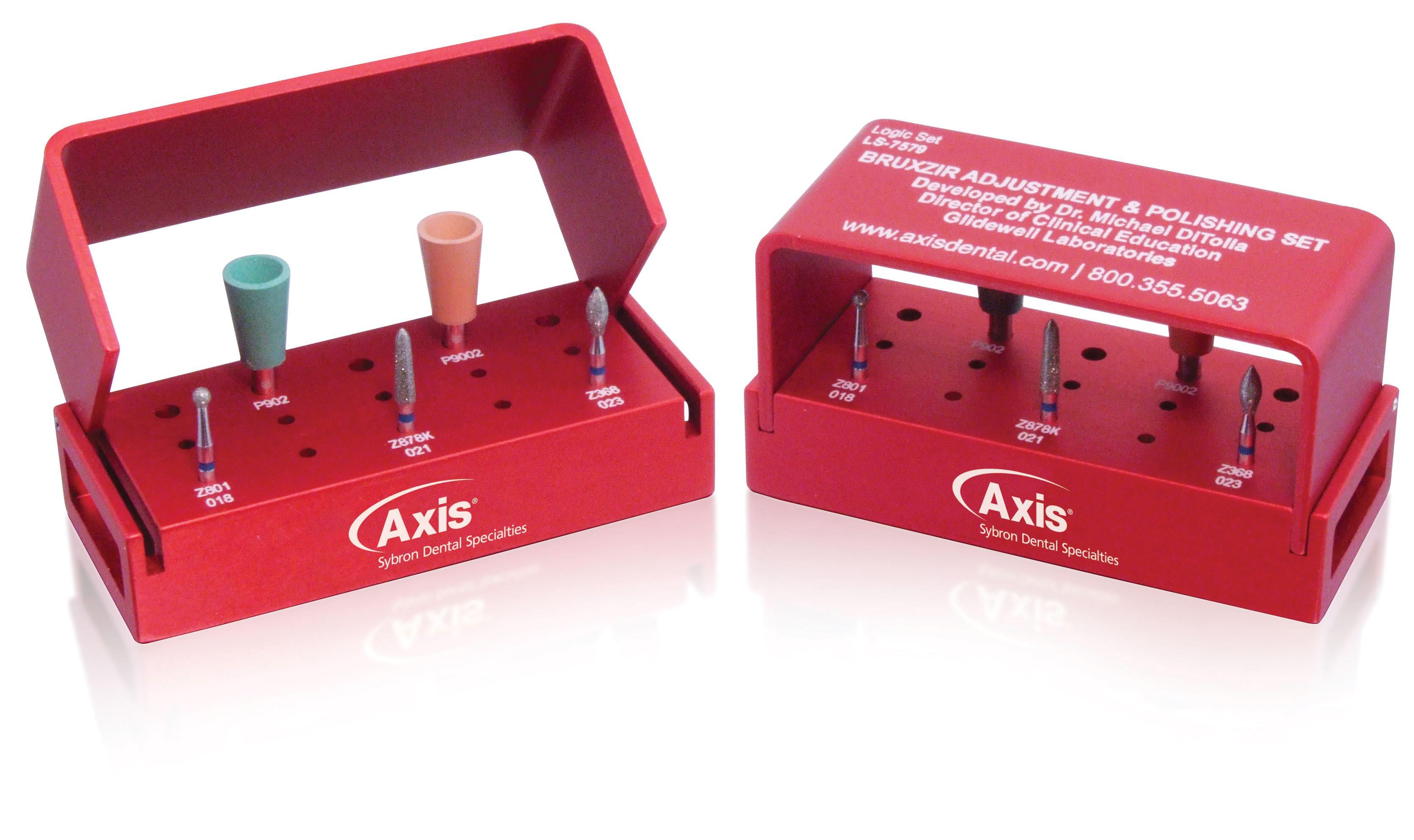 BruxZir Adjustment and Polishing Set LS-7579