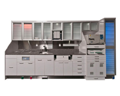 Quolis® E155 Sterilization Center