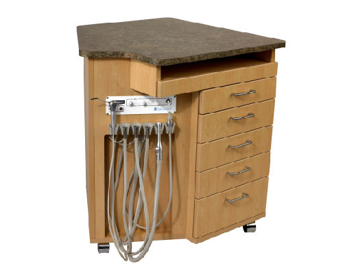 ORTHO-Sys OC400 Orthodontic Mobile Cart