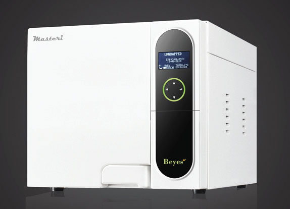 Masteri Class B Automatic Cycle Autoclave