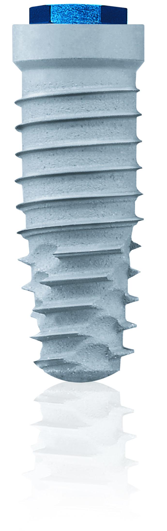 3i T3 External Hex Implant