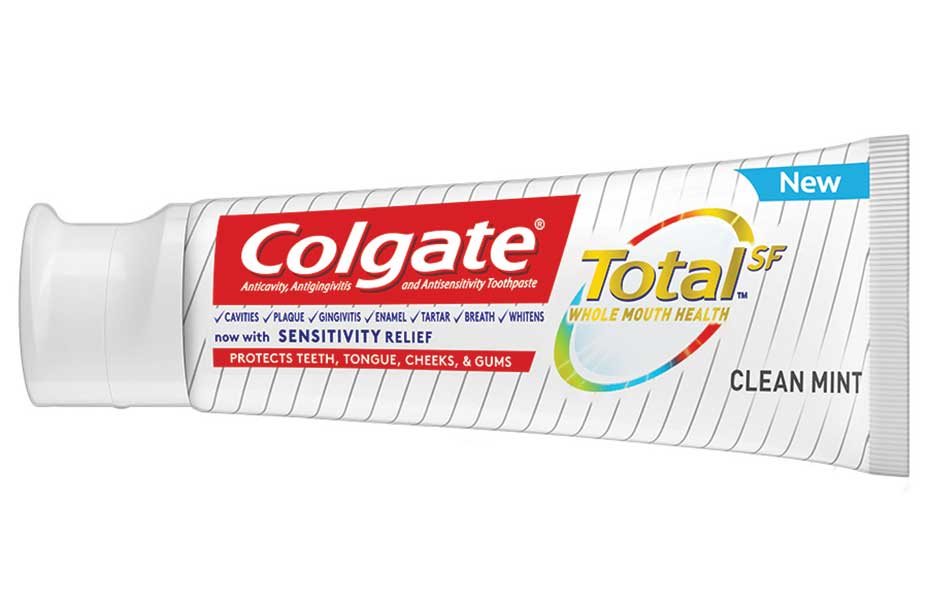 Colgate Total<sup>SF</sup>