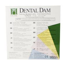 Hygenic Dental Dam Convenience Pack - Children, 5