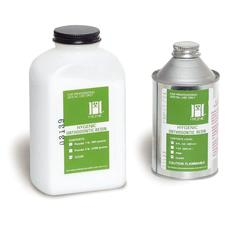 Orthodontic Resin- Laboratory Package, 1 lb Powder, 8 oz Liquid - Clear