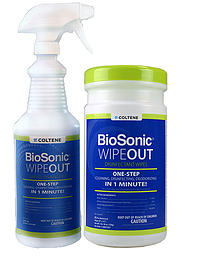 BioSonic® WipeOut