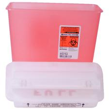 SharpStar Safety In-Room Sharps Containers with Counterbalanced Lid