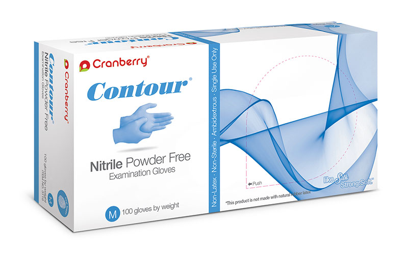 Cranberry Contour