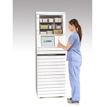 ZIMBIS Smart Inventory Cabinets