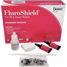 FluroShield® Pit and Fissure Sealant - Opaque White