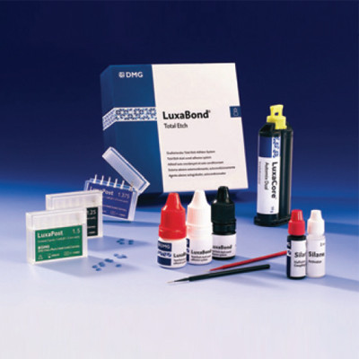 LuxaBond Post and Core Restorative System
