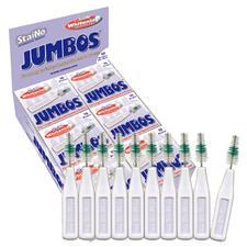 StaiNo® Interdental Brushes - Assortment, Refills, 100/Pkg