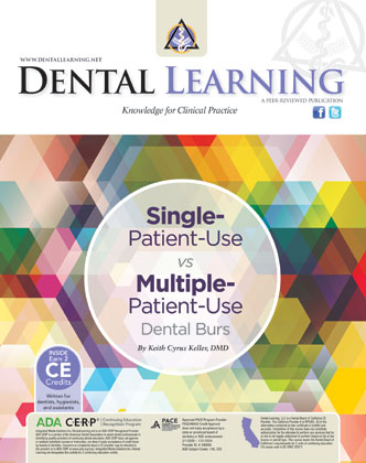 Single-Patient-Use vs Multiple-Patient-Use Dental Burs