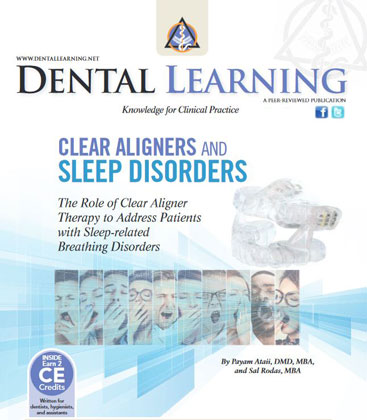 Clear Aligners and Sleep Disorders: Online CE Course